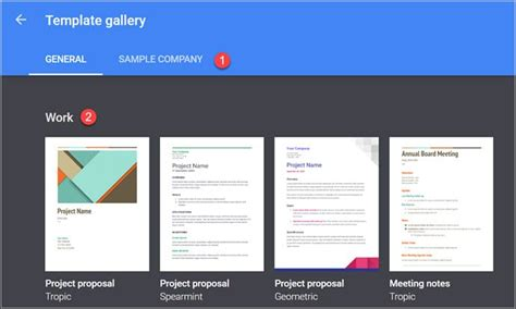 docs template gallery easy ways to make a docs letterhead template tutorial