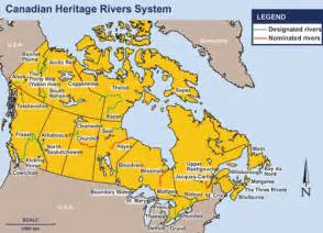 canada water bodies map environment and climate change canada water primer