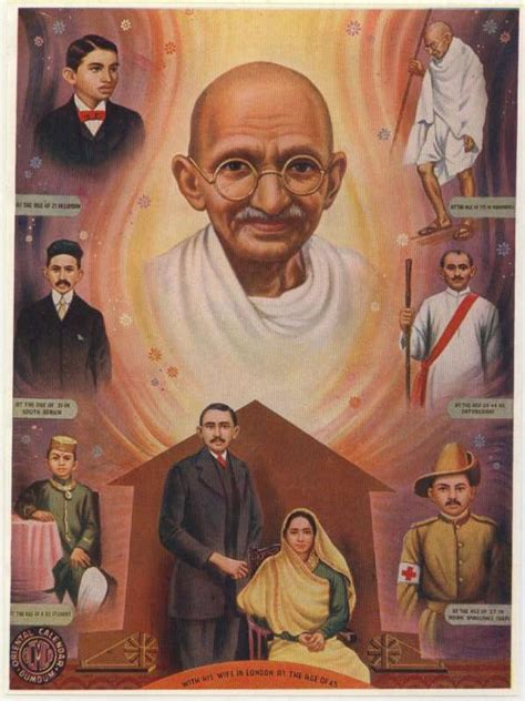 biography of mahatma gandhi from birth to death lifecycle