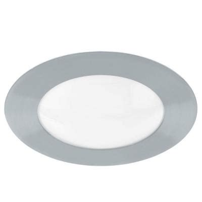 Led Ceiling Lights Home Depot by Eglo Calvin Chrome Led Ceiling Light 92097a The Home Depot