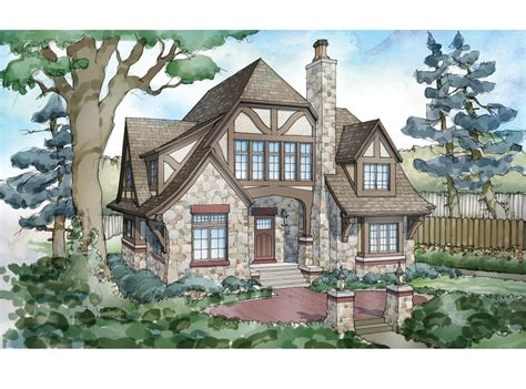 english tudor house plans eplans tudor house plan 5824 square feet and 5 bedrooms