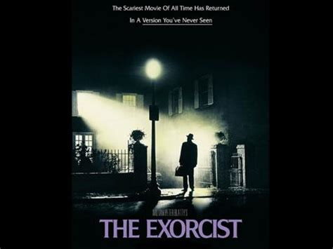 the exorcist film script top 10 scariest movies of all time dont see them alone