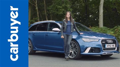Audi Rs6 Youtube by Audi Rs6 Avant Review Carbuyer Youtube
