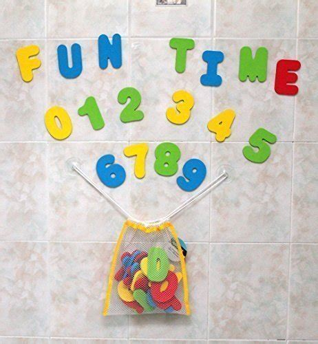 foam bathtub letters click n play bath foam letters numbers with mesh bath