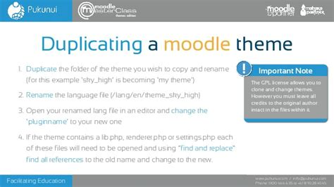 moodle theme renderer factory moodle 2 theme masterclass
