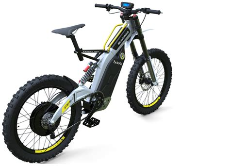 E Bike Führerschein österreich by New Bultaco Brinco Electric Bicycle Adventure Rider