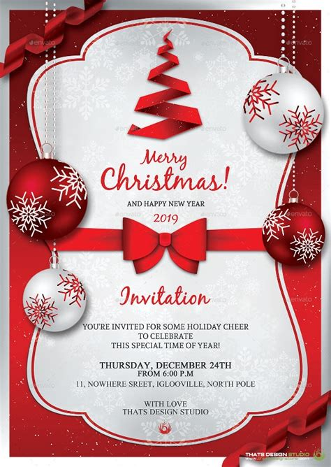 christmas program template free printable church program template invitation template