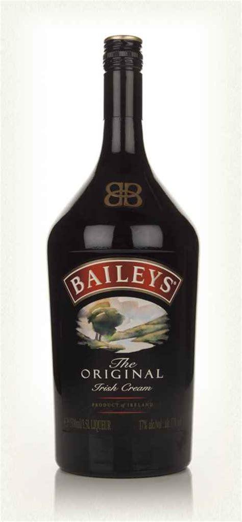 Bailey Baileys Original 1 Liter slijterij scherpenzeel koop bailey s 1 5