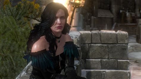 witcher 3 yennefer alternate look the witcher 3 wild hunt alternative look for yennefer
