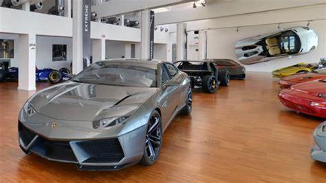Lamborghini Museum Usa Tour Lamborghini Museum With View