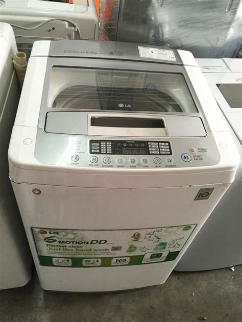 Mesin Cuci Lg 2 In 1 mesin basuh lg 8 5kg washing machine end 2 14 2017 4 21 pm