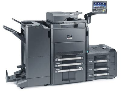 Office Copy Machines by Kyocera 7551ci Office Copier Review Commercial Copy Machine