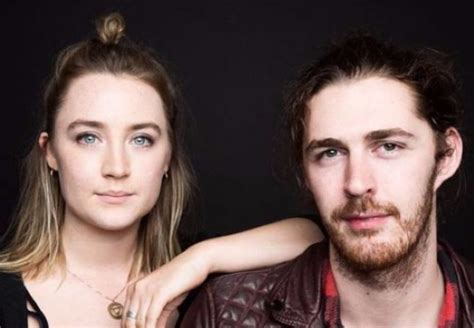 hozier dating apparently hozier and saoirse ronan may not be a couple