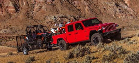 when does the 2020 jeep gladiator come out 2020 jeep gladiator towing capability