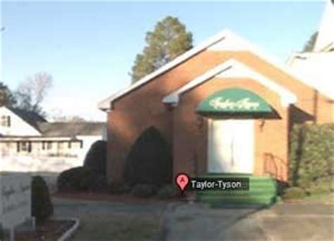 tyson funeral home snow hill carolina nc