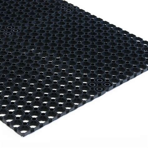 antirutsch matte rubber ring mat