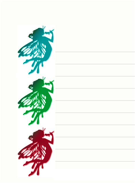 Printable Fairy Stationary | free printable fairy stationary stationery