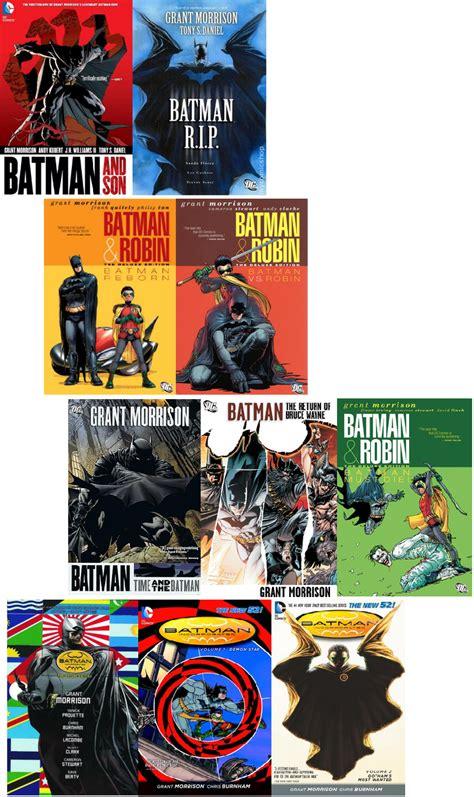batman by grant morrison omnibus vol 1 batman faq best comics for new readers batman v superman