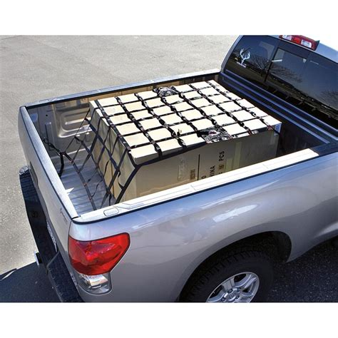 cargo net for truck bed load loc truck bed cargo net 161987 roof racks