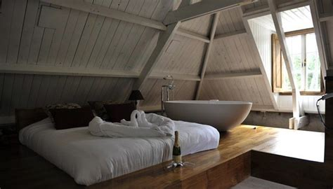 lofted bedroom 10 attic loft bedrooms rustic edition remodelista