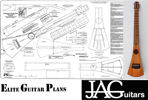 electric acoustic guitar plans acoustic guitar john anthony guitars elite guitar
