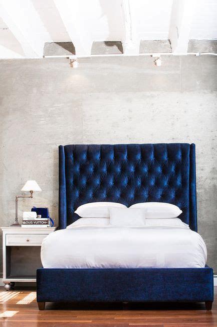 home industrial design industrial blue