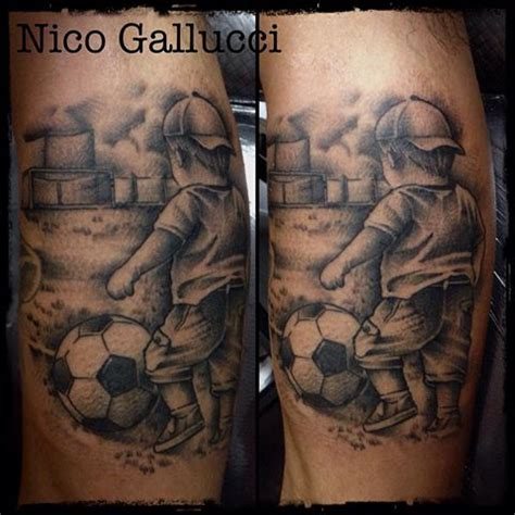 tattoos de futbol pictures to pin on pinterest tattooskid