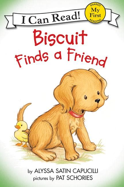 biscuit the books biscuit finds a friend by alyssa satin capucilli illustrated by pat schories
