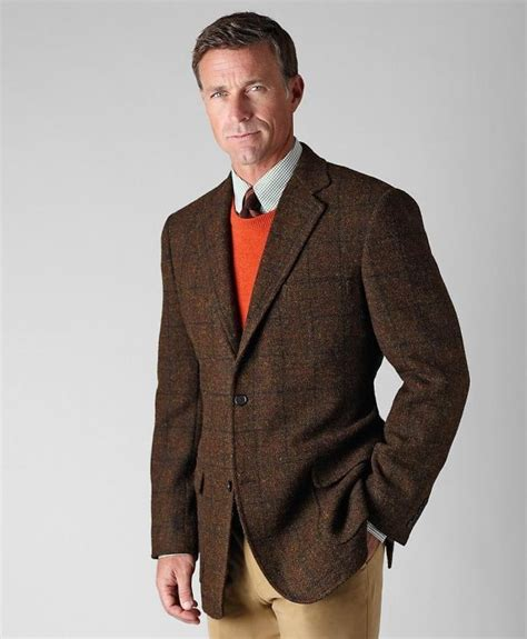 Blazer V Brothers Style brothers harris tweed sportcoat style engine