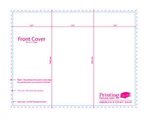 z card template 11 printable trifold templates free word psd pdf eps