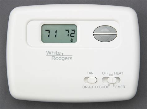 white rodgers non programmable universal thermostats