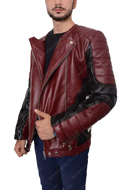 and black motorcycle jacket maroon and black motorcycle jacket jacket