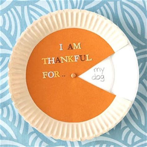 thankful crafts for make a pumpkin pie spinner craft dollar store