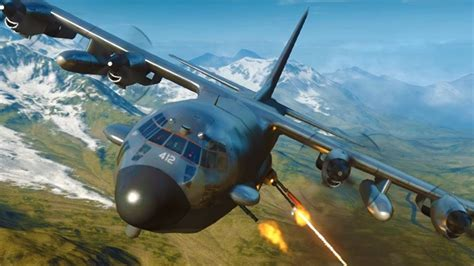 Ac Hercules battlefield 4 ac 130 gunship guide is it op