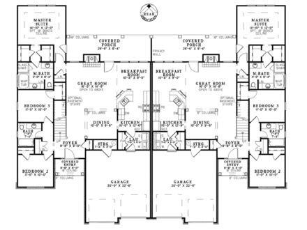 modern multi family building plans new modern house plans modern house floor plans family