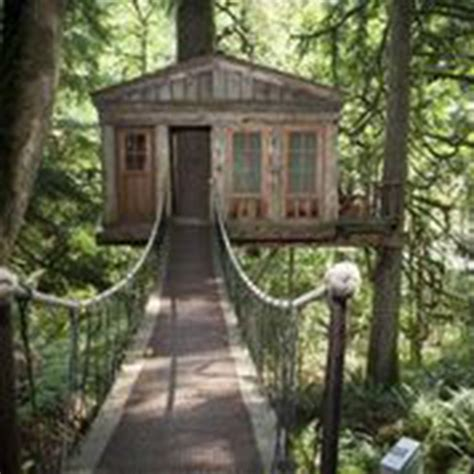 seattle treehouse point featured in animal planets the treehouse man is the subject of a new tv series