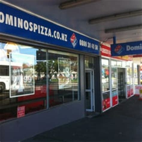 domino pizza nz dominos glen innes fast food glen innes auckland