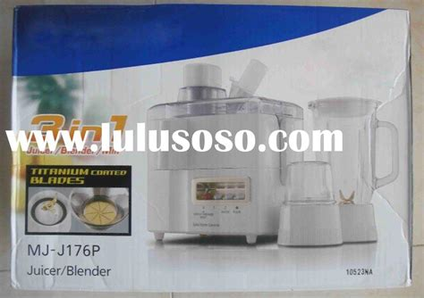 Blender Mixer National national panasonic juicer blender mj w176p national