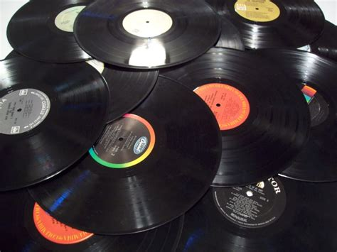 Records In Types Of Vinyl Records Spin The Black Circle