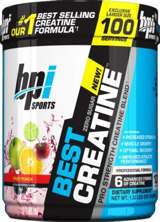 what s the best creatine best creatine by bpi sports at bodybuilding best