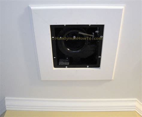 how to replace a bathroom exhaust fan and ductwork final
