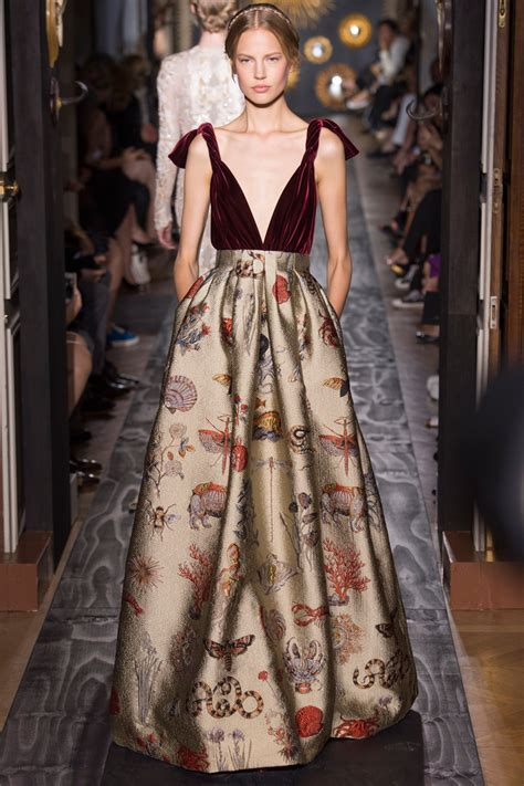 Frock Horror Of The Week Catwalk 2 by Valentino Couture F W 2013 A Royal Wunderkammer Style