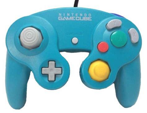 Gc Blue Light buy gamecube official controller emerald blue gamecube