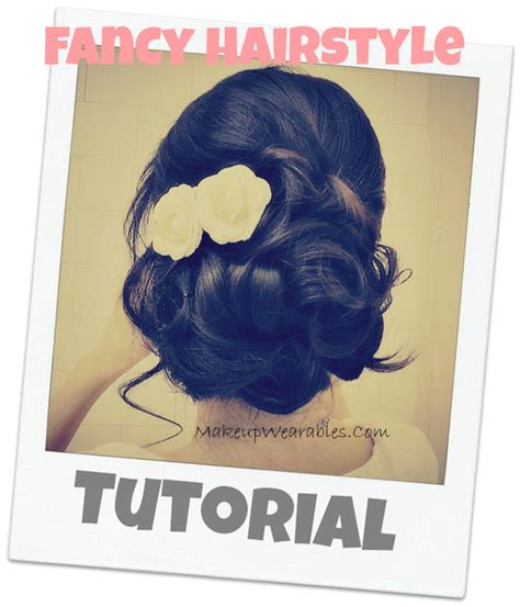 hair updo for dummies easy prom wedding hairstyles with curls formal updos for