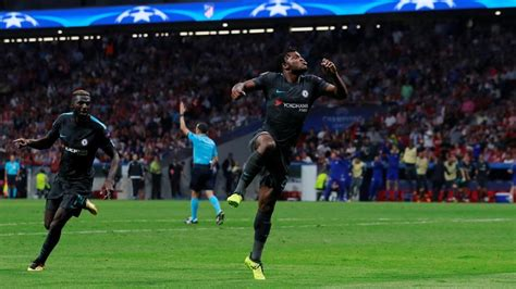 chelsea vs real madrid chelsea clinch dramatic uefa chions league win against