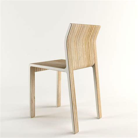 Chaises Mobilier De by Cnc Ply Chair By Untothislast Mobilier Chaises