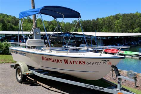 key west boat rod holders 2007 key west 1520 center console boundary waters marina