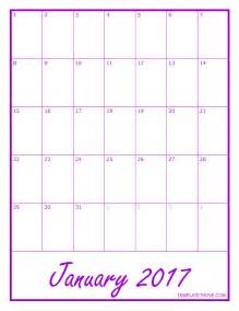blank monthly calendar template pdf 2017 blank monthly calendar