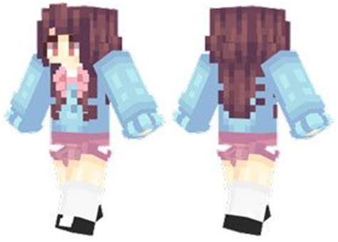 Black Panda Pink Mc pink bow skin for minecraft pe 1 2 0 7 mcpe box