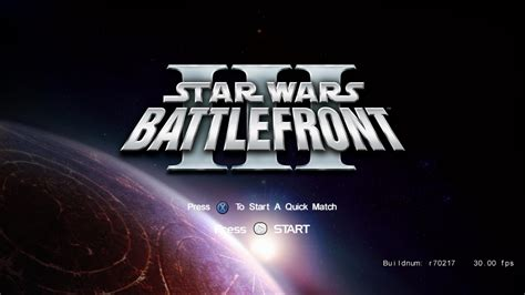 star wars battlefront  footage emerges  apparent leak